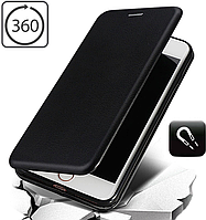 Чехол книжка с магнитом для Samsung Galaxy S9 Plus + (G965F), фото 1