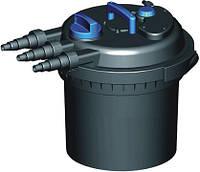 Прудовый напорный фильтр SunSun CPF-180 UV-C