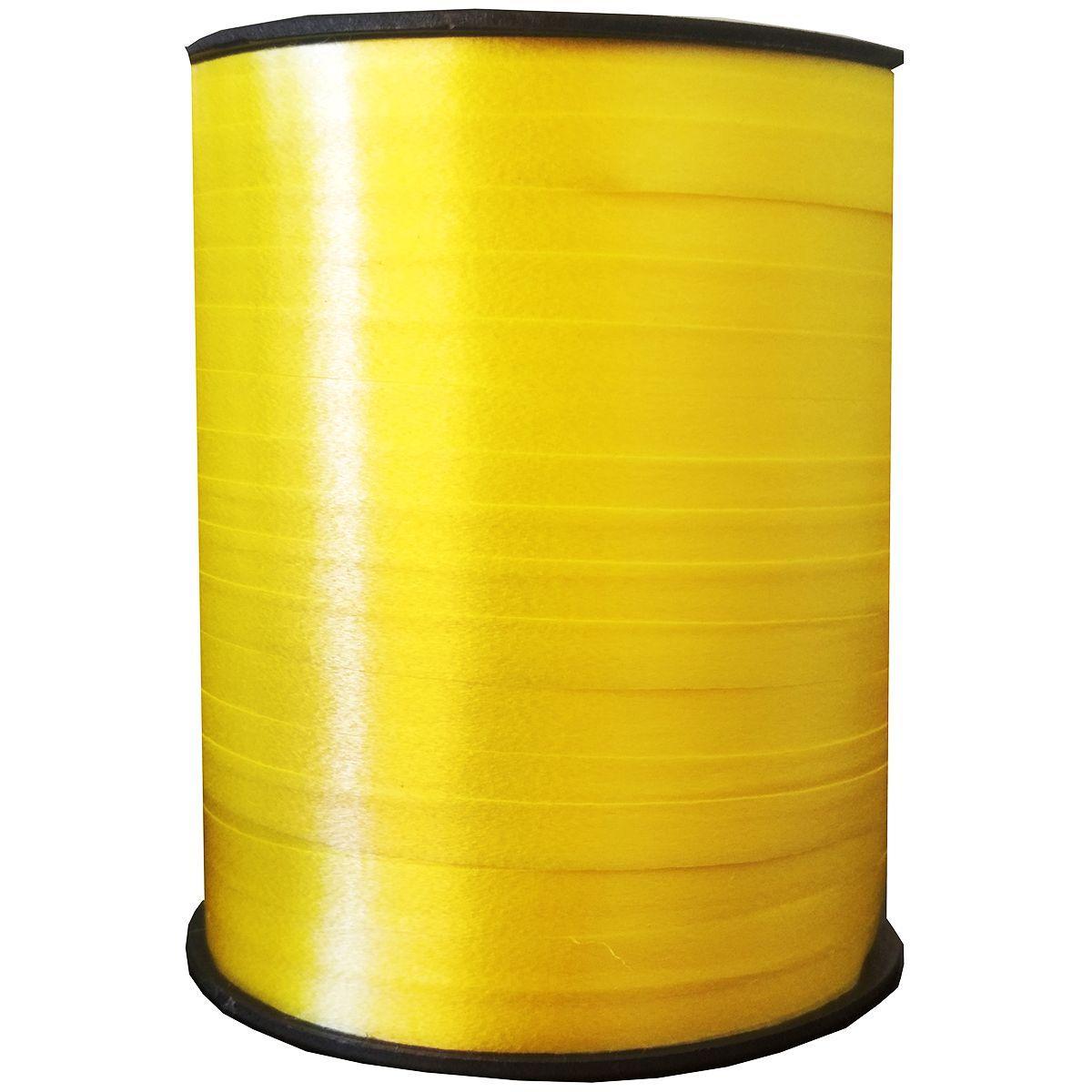 Лента желтая 5мм*300м