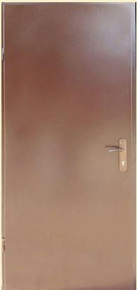 Двери противопожарные El-30 огнестойкие 960*2050. Сертификат.Производство.