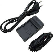 Зарядное устройство + автомобильный адаптер LC-E8C (аналог) для CANON 550D 600D 650D 700D - (LP-E8)