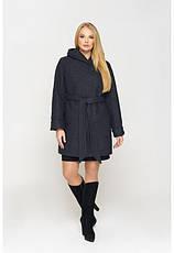 Пальто женское демисезонное Марго, шерсть | 44-64р., фото 3