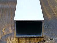 Алюминий труба 30х20х1.5 / анод, фото 1