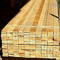 Рейка монтажная деревянная / Брусок монтажный деревянный