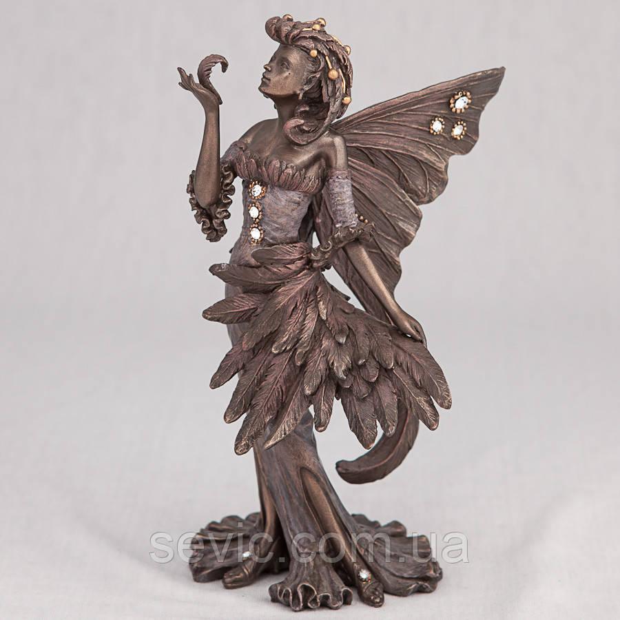 Статуэтка Veronese Фея с перьями 72717