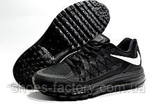 Мужские кроссовки в стиле Nike Air Max 2015 Mens, Black\Черные, фото 3