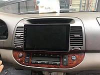 Штатная магнитола Toyota Camry 30 (2002-2005г.) на базе Android 8.1 Экран 9 дюймов