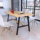 Опора для стола Атлант Loft Design, фото 3