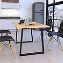 Опора для стола Титан Loft Design, фото 3