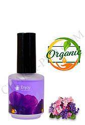 """Масло для кутикули Enjoy c ароматом Квітів """"Purple Cuticle oil"""" 15мл."""
