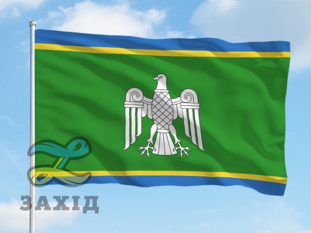 Флаг Черновецкой области
