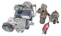 Электродвигатель печки с вентилятором Mercedes W-124 /под кондиц./ б/у 0 130 111 033