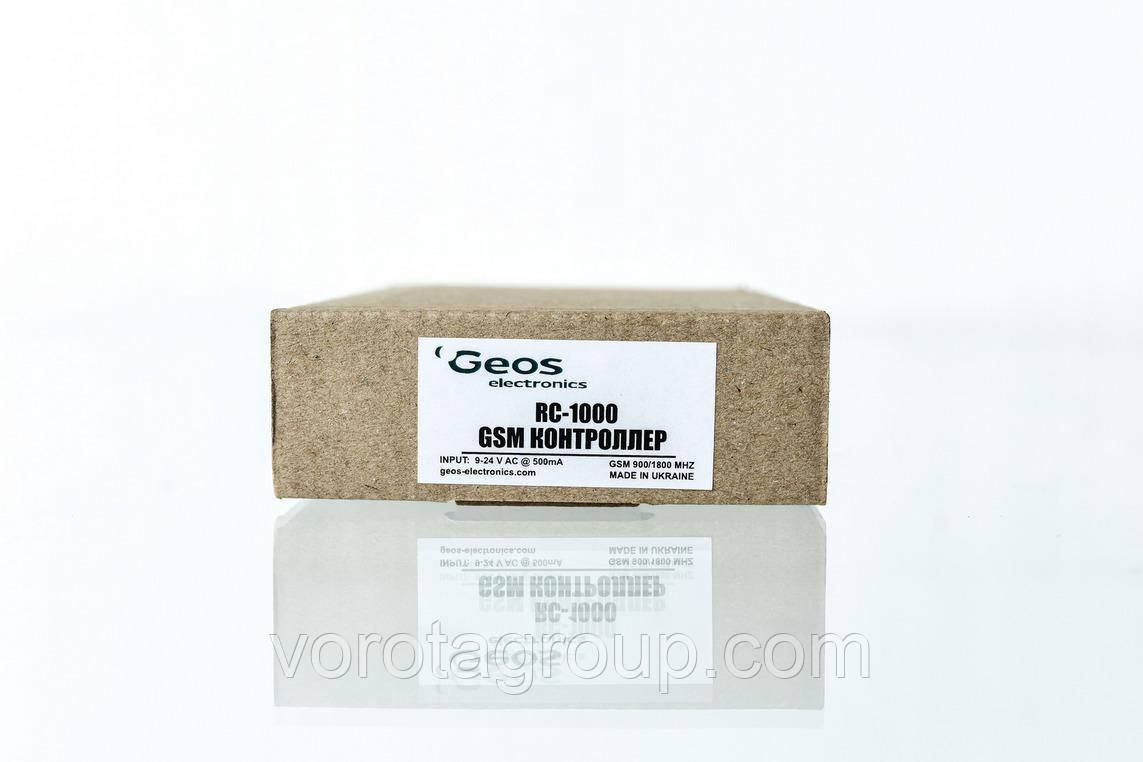 GSM контроллер RC-1000