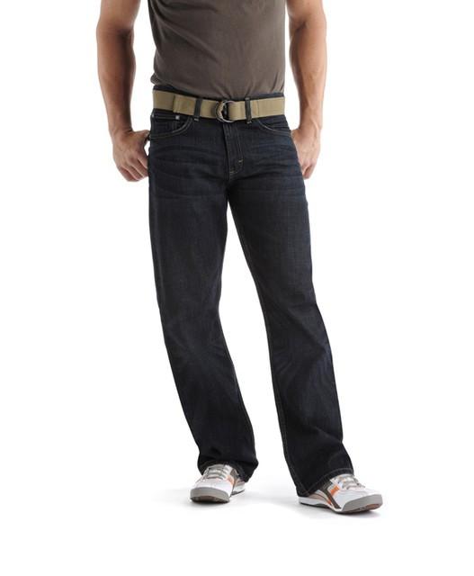 Джинсы мужские Lee Men's Dungaree Relaxed Fit Bootcut Jean - Moto