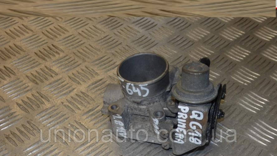 NISSAN PRIMERA P11 1.8 96-01 Дросельна заслінка