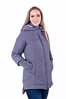 Слингокуртка и Куртка для беременных 3в1 Lullababe Nurmes Темно-серый