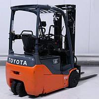 Вилочный погрузчик Toyota 8-FBEKT-16 Б/У