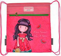 Детская сумка для обуви Yes Santoro Summer, розовый