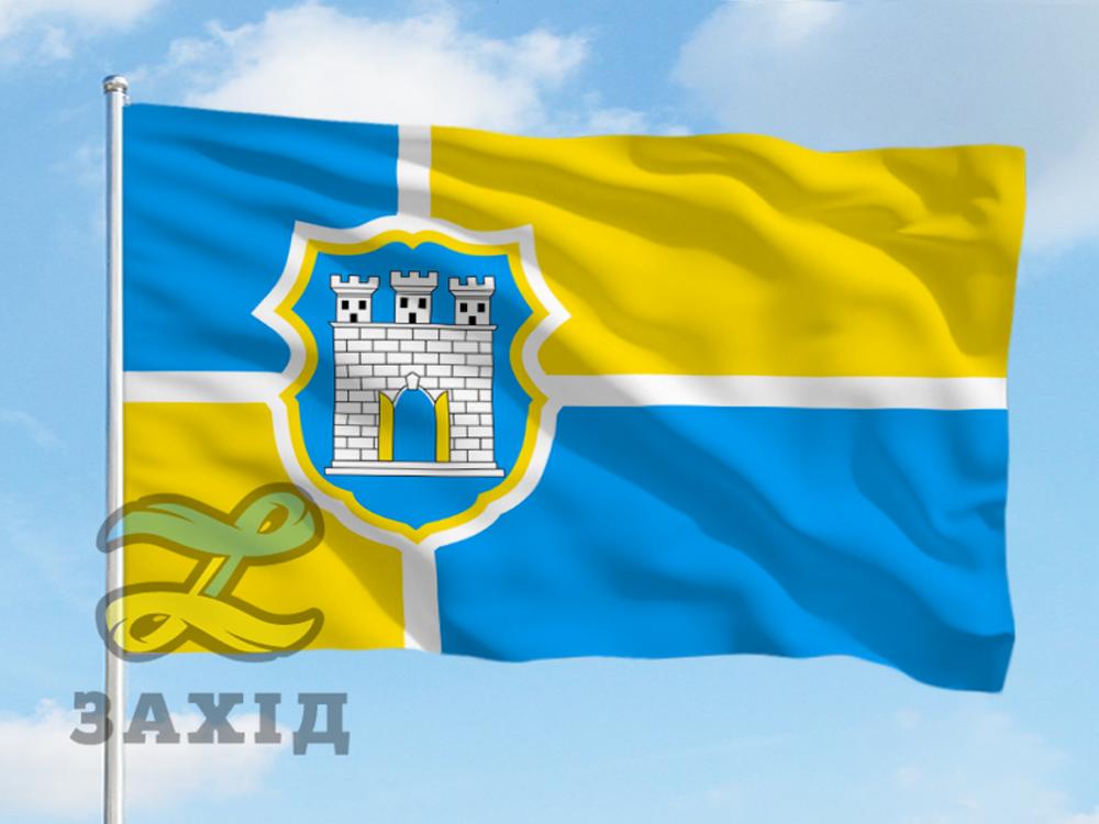 Прапор м. Житомир