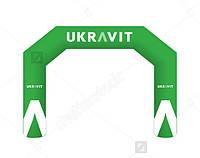 Надувные стартовые арки Inflatable Arches внутренний размер 5*3метра