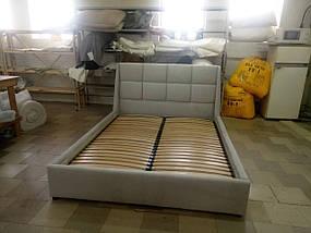 Кровать Люкс Берлин 2 без матраса с подъемным механизмом и  ящиком для белья, фото 3