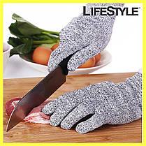 Порезостойкие защитные перчатки Cut resistant gloves | Перчатки от порезов, фото 2