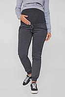 Спортивные штаны для беременных Lullababе Base Антрацит