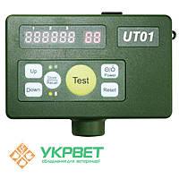 Ультразвуковой прибор для измерения толщины шпика UT-01 (Шпикомер), фото 1