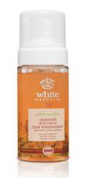 Фитомусс для умывания серии «Морские водоросли» White Mandarin, 160 мл