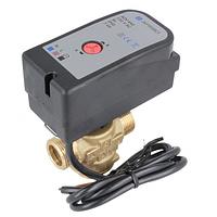 """Afriso AZV453 1"""" DN20, н/о, kvs 11, 230В двухходовой переключающий клапан c кабелем, зонный зональный Афризо"""
