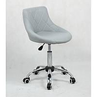 Крісло на колесах HC1054K сірий