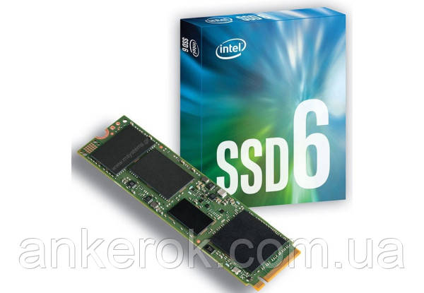 SSD накопичувач Intel 660p 1 TB (SSDPEKNW010T8X1)