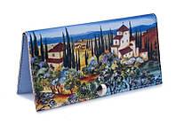 Жіночий гаманець -Італійська село-. Ручна робота