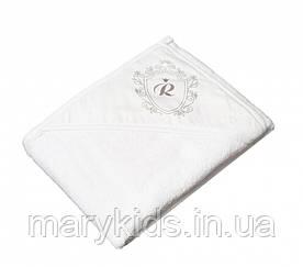 Детское полотенце Tega Baby Royal Rl-008 100x100 White