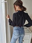 """Жіноча блузка """"Катрал"""" від Стильномодно, фото 5"""