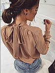 """Жіноча блузка """"Катрал"""" від Стильномодно, фото 6"""