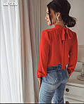 """Жіноча блузка """"Катрал"""" від Стильномодно, фото 4"""