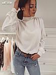 """Жіноча блузка """"Катрал"""" від Стильномодно, фото 2"""