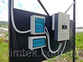 "Сонячна мережева електростанція  ""30 кВт"", (Risen/Azzuro)"