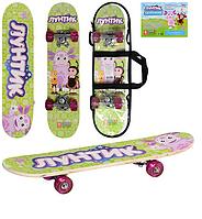 Детский скейтборд Bambi LT 0028 Лунтик