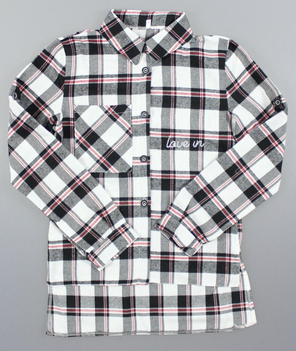 {есть:140} Рубашка для девочек,  Артикул: RUB001 [140]