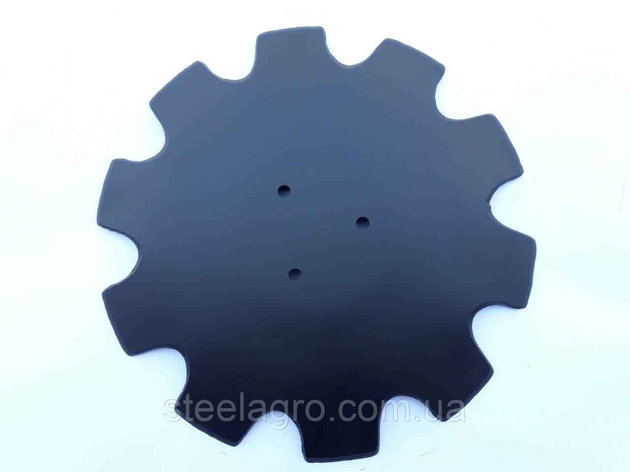 Диск ромашка Horsch 460Х6мм,3отв.ф13мм (23246106)