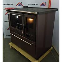 Варочная печь с духовкой и с водяным контуром Plamen Termo Glas (14kw), фото 1