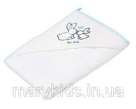 Дитячий рушник Tega Kroliczki KR-008 100*100 Mint