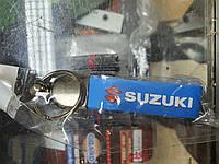 Брелок автомобильный силиконовый для ключей Suzuki сузуки, Качество! Турция! Брелок для ключей авто