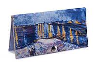 Жіночий гаманець -Ван Гог-. Ручна робота