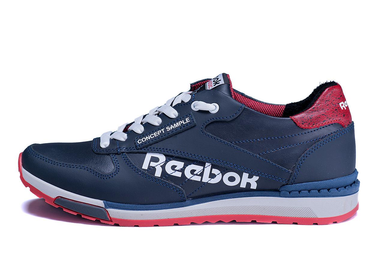 Мужские кожаные кроссовки Reebok Concept Sample