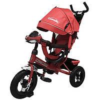 Детский трёхколёсный велосипед Camaro, «Tilly» (T-362), цвет Red (красный)