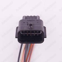 Разъем автомобильный 10-pin/контактный. Папа. 26×15 mm. НОВЫЙ