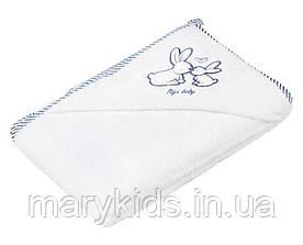 Дитячий рушник Tega Kroliczki KR-008 100*100 White